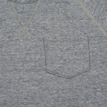 Мужская толстовка Champion x Todd Snyder Classic Pocket Crewneck Grey Heather фото- 2