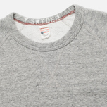 Champion x Todd Snyder Fleece Men's Sweatshirt Grey Heather photo- 1