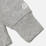 Champion x Todd Snyder Fleece Men's Sweatshirt Grey Heather photo- 4
