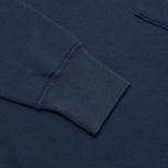 Мужская толстовка Champion x Todd Snyder Fleece Mast Blue фото- 3
