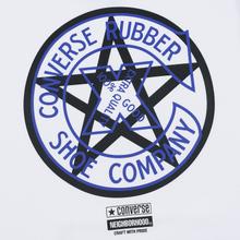 Мужская толстовка Converse x Neighborhood Hoodie White фото- 6