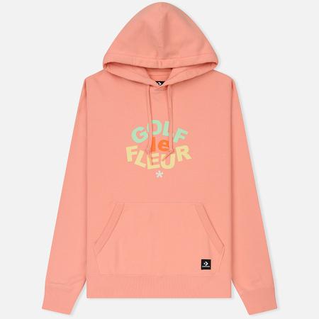 Мужская толстовка Converse x Tyler The Creator Golf Le Fleur Hoodie Peach Pearl