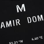 Мужская толстовка Damir Doma Wilho DD Black/Yellow фото- 2