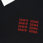 Мужская толстовка Damir Doma x Lotto Tenho L Black фото- 4
