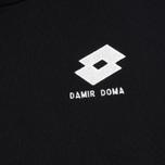 Мужская толстовка Damir Doma x Lotto Welf L Black фото- 2