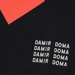 Мужская толстовка Damir Doma x Lotto Welf LL Black фото- 4