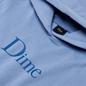 Мужская толстовка Dime Dime Classic Logo Hoodie Light Blue фото - 1