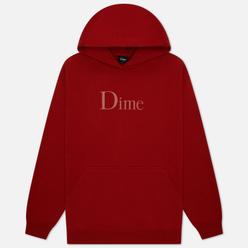 Мужская толстовка Dime Dime Classic Logo Hoodie Red