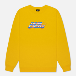 Мужская толстовка Dime Dime Crisis Crew Neck Yellow