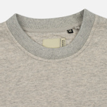 Мужская толстовка Dupe Casual Dupe Logo Print/Grey Melange фото- 1