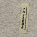 Мужская толстовка Dupe Casual Dupe Logo Print/Grey Melange фото- 3