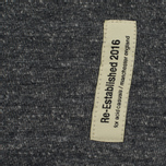 Мужская толстовка Dupe Casual Milo Walsh Print/Black Melange фото- 3