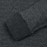 Мужская толстовка Dupe Casual Ultras Dupe 11 Print/Black Melange фото- 2