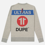 Мужская толстовка Dupe Casual Ultras Dupe 11 Print/Grey Melange фото- 4