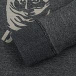 Мужская толстовка Dupe Casual Ultras Dupe Print/Black Melange фото- 1
