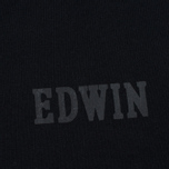 Edwin Classic Crew Logo Men's Sweatshirt Black photo- 2