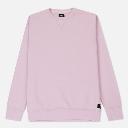 Мужская толстовка Edwin Classic Crew Pink Garment Washed