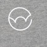 Мужская толстовка Edwin Classic Crew Sweat Logo 2 Grey Marl фото- 2