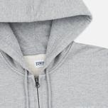 Мужская толстовка Edwin Classic Logo Sweat Grey Marl фото- 1