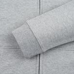 Мужская толстовка Edwin Classic Logo Sweat Grey Marl фото- 4