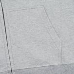 Мужская толстовка Edwin Classic Logo Sweat Grey Marl фото- 5