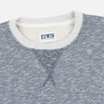 Edwin National Sweat Men`s Sweatshirt Navy photo- 1