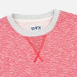 Мужская толстовка Edwin National Sweat Red фото- 1