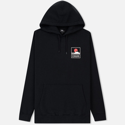 Мужская толстовка Edwin Sunset On Mount Fuji Hoodie Black