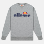 Мужская толстовка Ellesse Claviano Athletic Grey Marl фото- 0