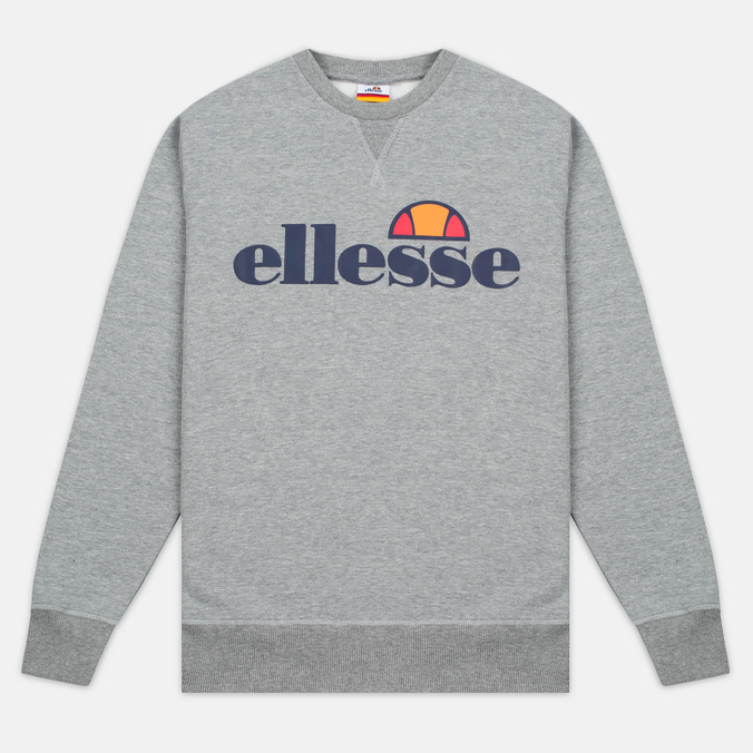 Мужская толстовка Ellesse Claviano Athletic Grey Marl