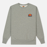 Мужская толстовка Ellesse Diveria Crew Athletic Grey Marl фото- 0