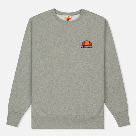 Мужская толстовка Ellesse Diveria Crew Athletic Grey Marl