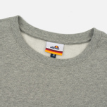 Мужская толстовка Ellesse Diveria Crew Athletic Grey Marl фото- 1