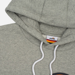 Мужская толстовка Ellesse Gottero Hoody Athletic Grey Marl фото- 1