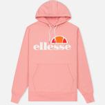 Мужская толстовка Ellesse Gottero Hoody Candy Pink фото- 0