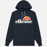 Мужская толстовка Ellesse Gottero Hoody Dress Blues фото- 0