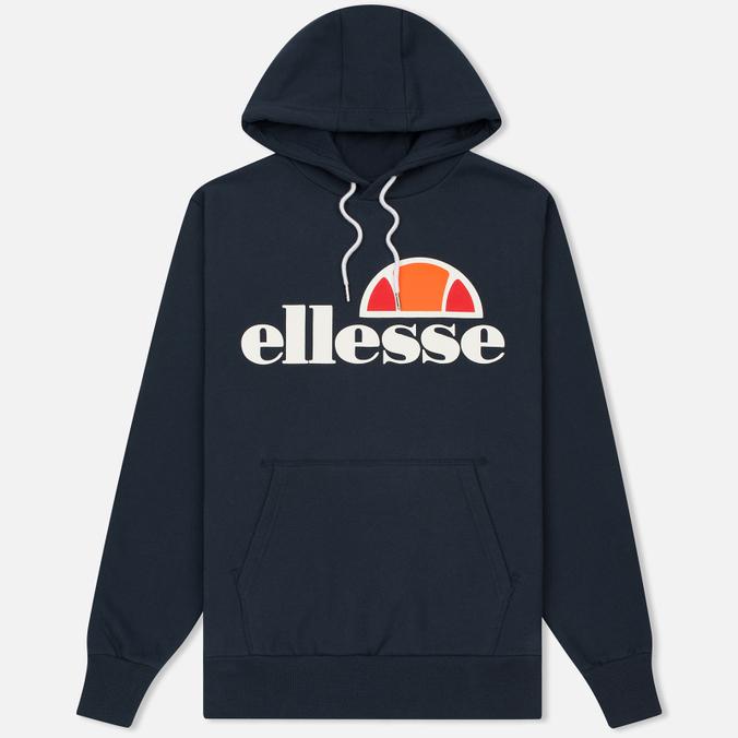 Мужская толстовка Ellesse Gottero Hoody Dress Blues