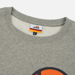Мужская толстовка Ellesse Succiso Crew Athletic Grey Marl фото- 1