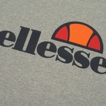 Мужская толстовка Ellesse Succiso Crew Athletic Grey Marl фото- 2