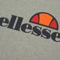 Мужская толстовка Ellesse Succiso Crew Athletic Grey Marl фото - 2