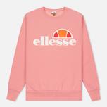 Мужская толстовка Ellesse Succiso Crew Candy Pink фото- 0