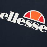 Мужская толстовка Ellesse Succiso Crew Dress Blues фото- 2