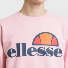 Мужская толстовка Ellesse Succiso Crew Light Pink фото- 2