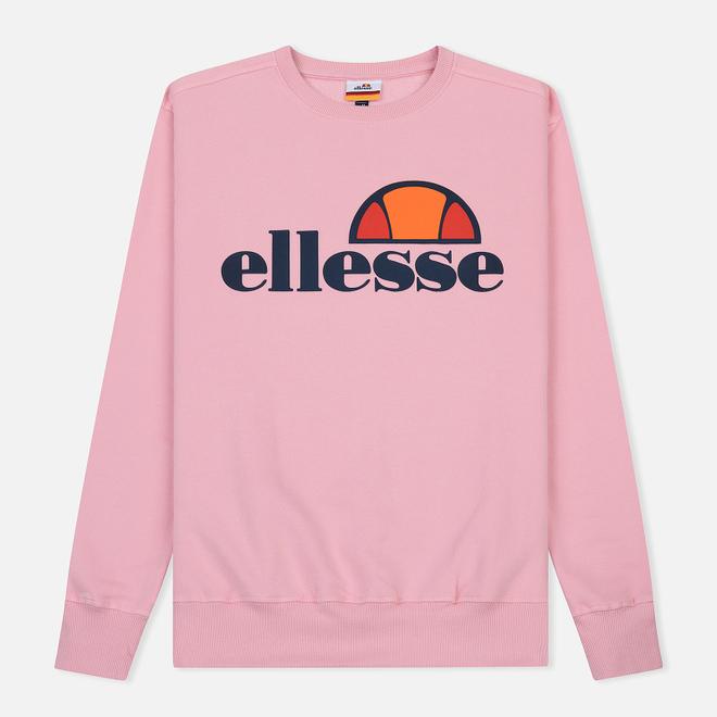 Мужская толстовка Ellesse Succiso Crew Light Pink