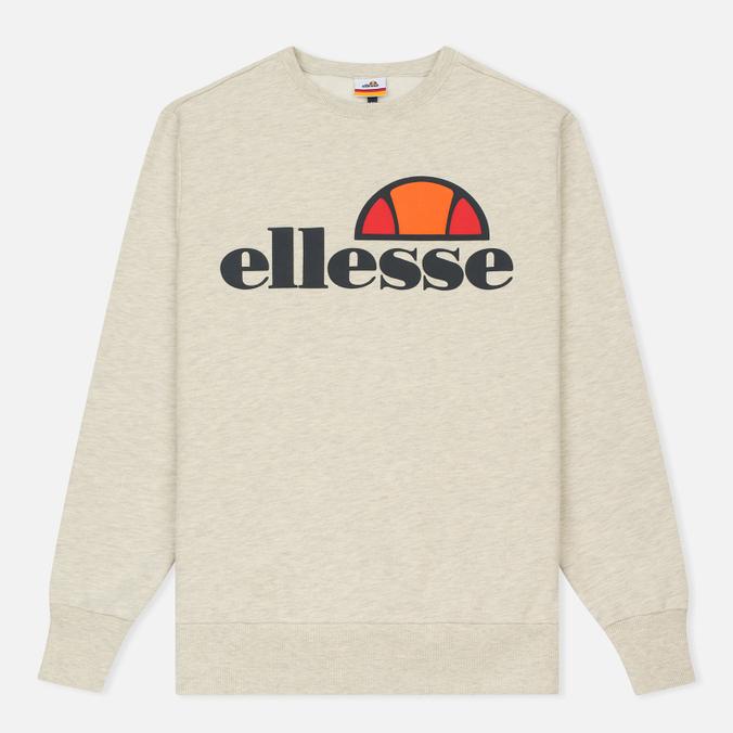 Мужская толстовка Ellesse Succiso Crew Oatmeal Marl