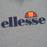 Мужская толстовка Ellesse Toppo Overhead Hoody Athletic Grey Marl фото- 2