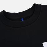 Мужская толстовка Etudes Color Etudes Logo Black фото- 1
