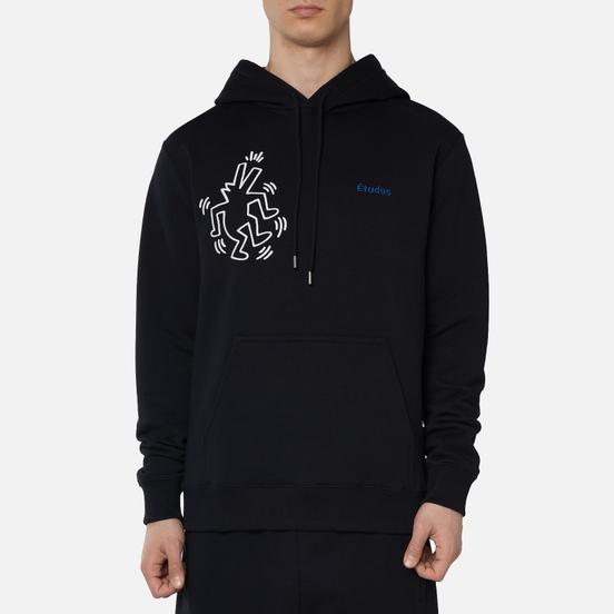 Мужская толстовка Etudes х Keith Haring Klein Black