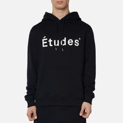 Мужская толстовка Etudes Klein Etudes Front Logo Black