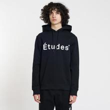 Мужская толстовка Etudes Klein Etudes Front Logo Black фото- 1